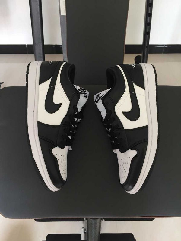 2015 30th Air Jordan Low Black White Shoes
