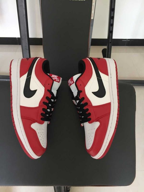 2015 30th Air Jordan Low Red White Black Shoes