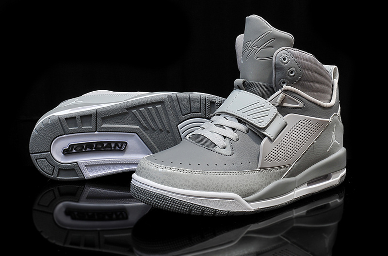 2015 Air Jordan Flight 97 All Grey
