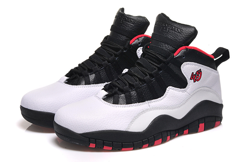 check out 1b21c b431f discount code for courtesy of nike 2a174 c259e  australia 2015 original air  jordan 10 retro white black red shoes 1fe97 860f3