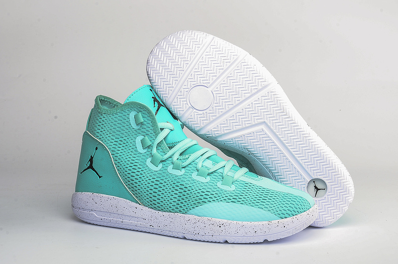 2016 Jordan Running Shoes Light Green White