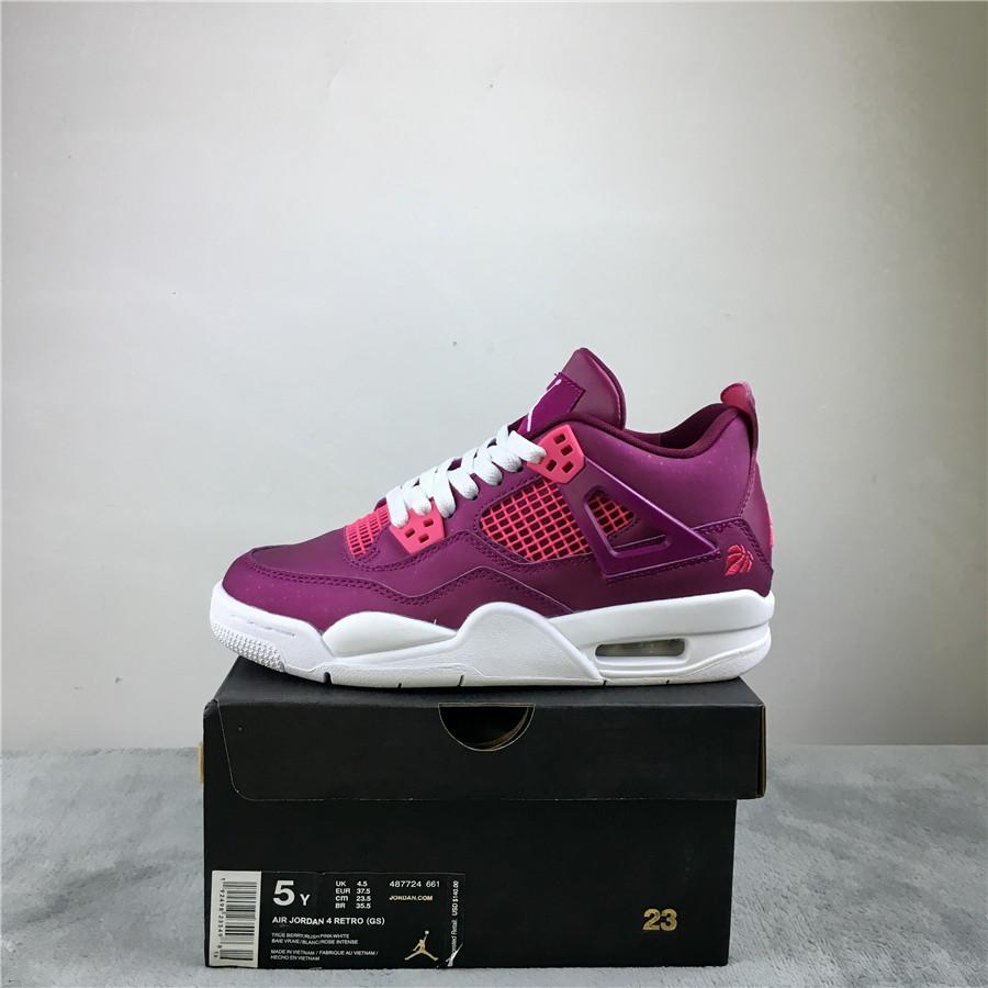 outlet store dfbe9 4c0ed Jordan 4 Shoes GS : Original Air Jordan Shoes, Air Jordan Shoes