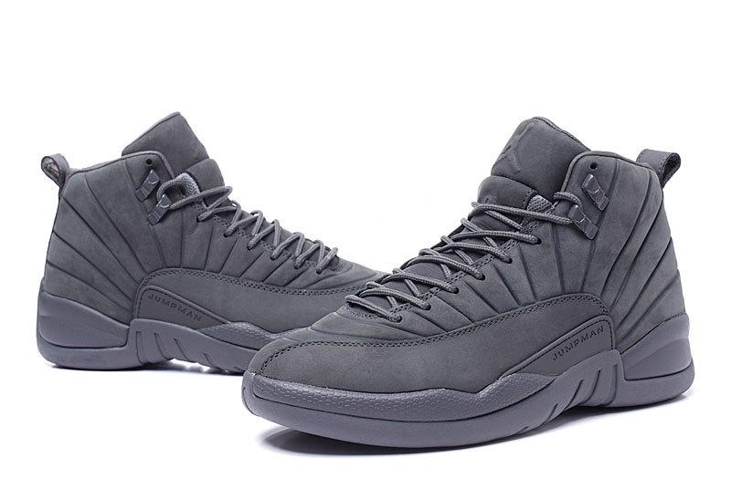 Air Jordan 12 PSNY Carbon Fibre All Black Shoes  16NEWEST  -  85.00 ... 0a0c350f20