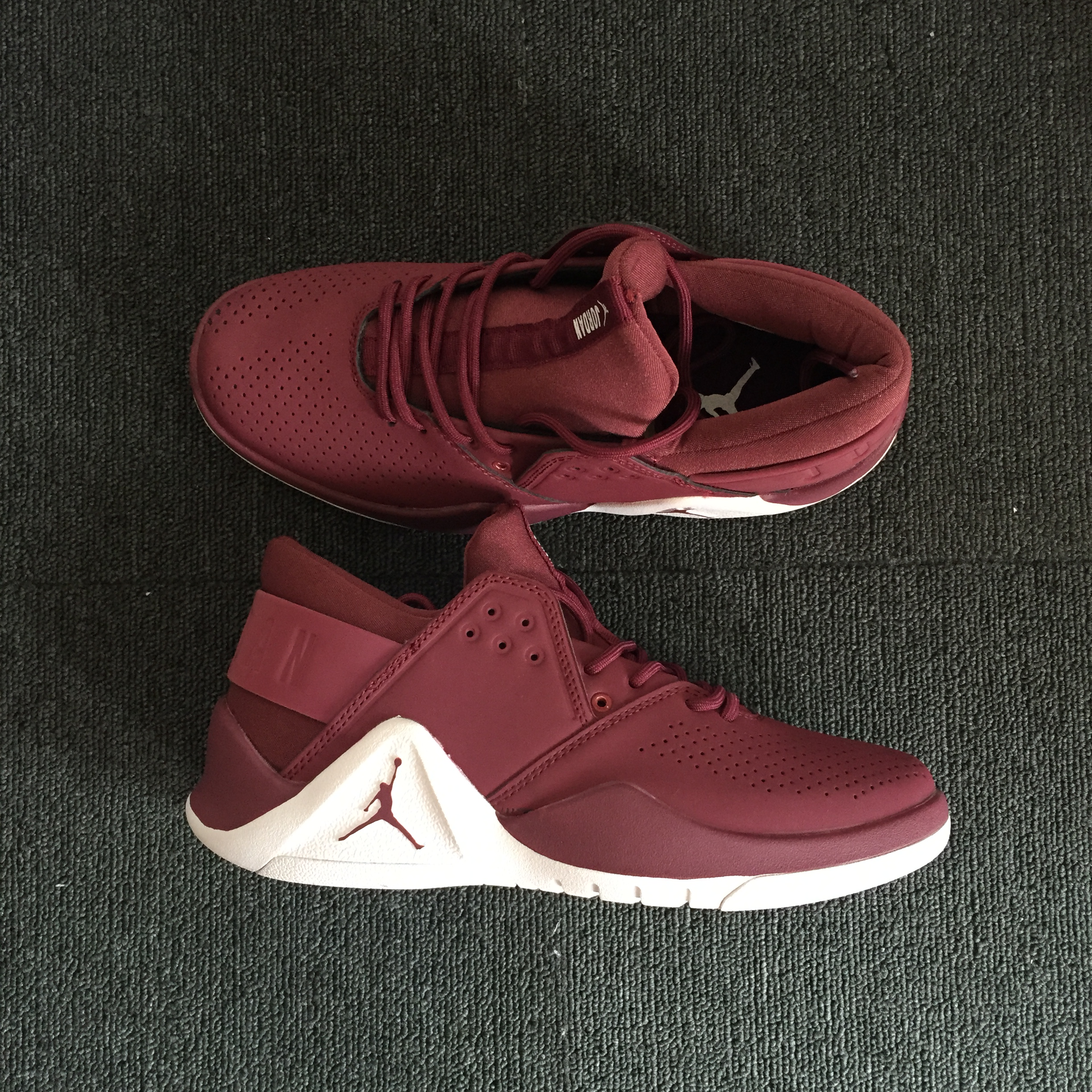 Air Jordan Flight Fresh Wine Red