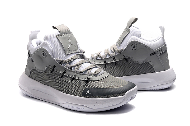 Air Jordan Jumpman 2020 PF Grey White Shoes