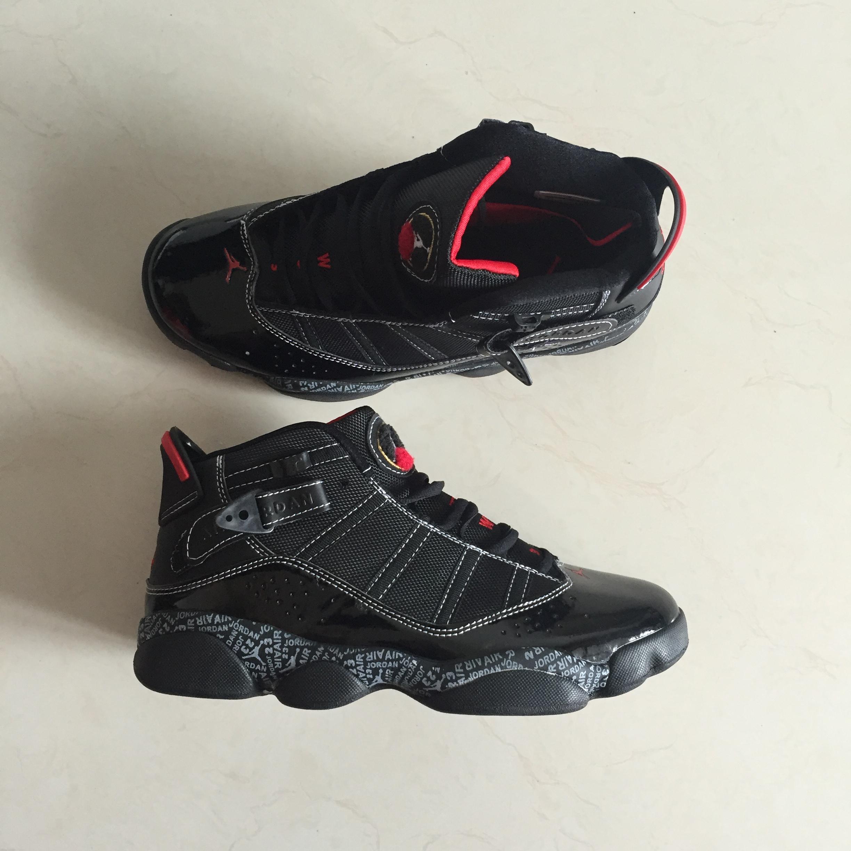 low priced dda90 1ac3e Jordan Six Rings Shoes Look Awsome