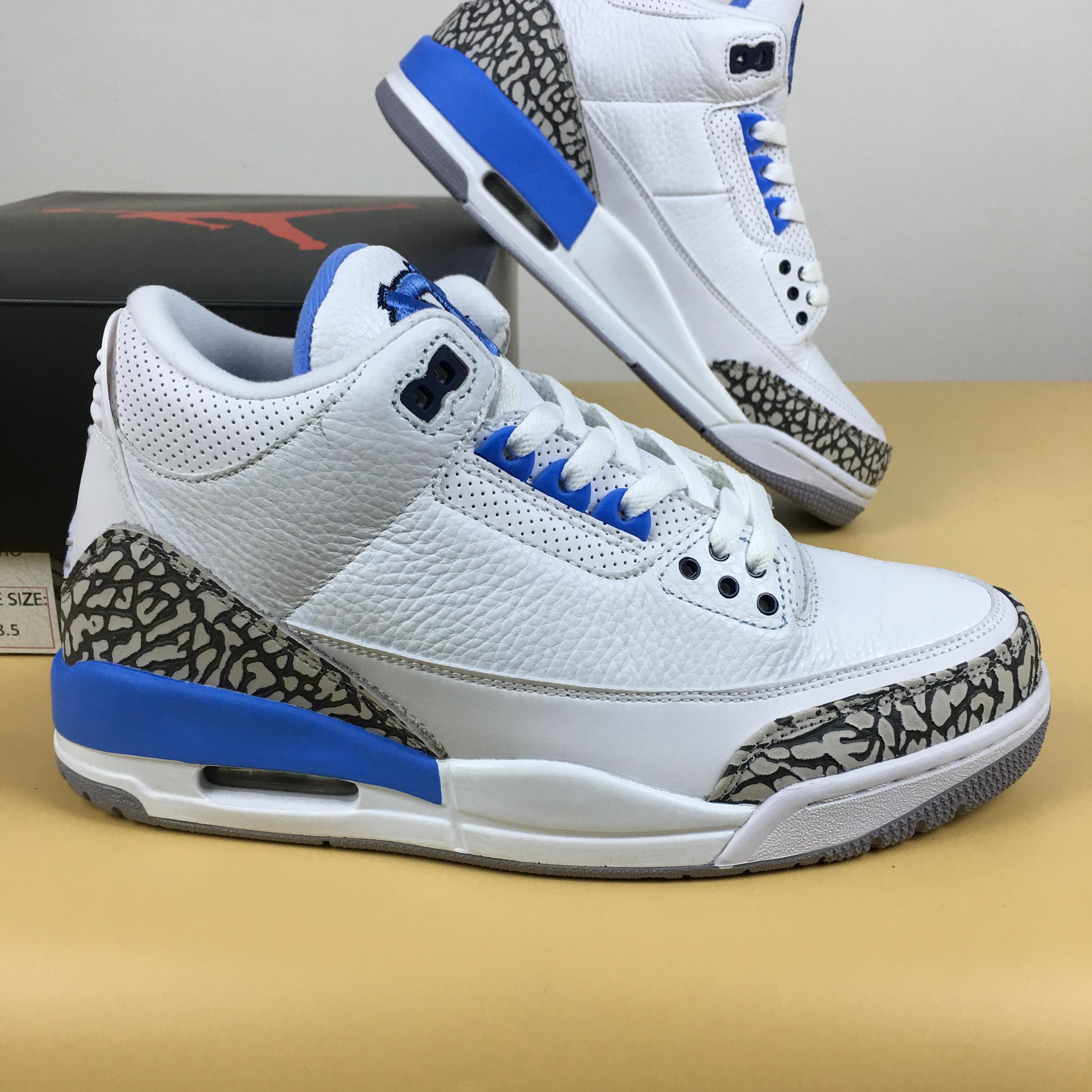 Air Jordans 3