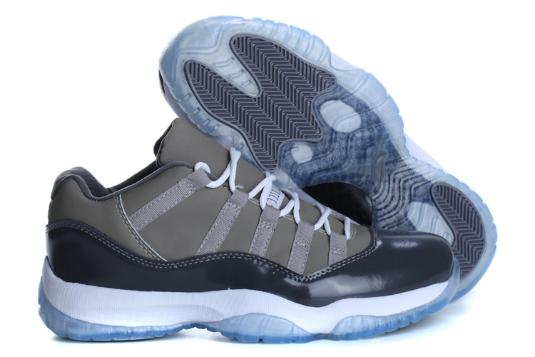 Air Jordan 11 Low Cool Grey Shoes
