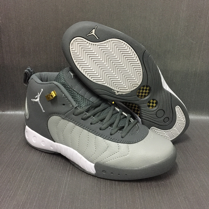 Air Jordan 12.5 Wolf Grey White Shoes