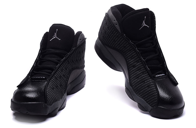 Air Jordan 13 All Black  813003  -  75.00   Original Air Jordan ... fadc3340cf5e