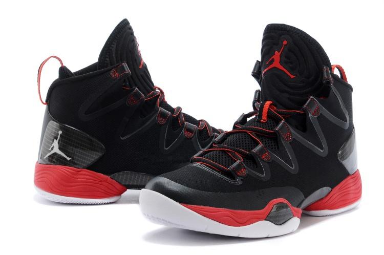 Air Jordan 28 SE Black Red White Shoes  NEWEST079  -  80.00 ... 3e82fe40d6d7