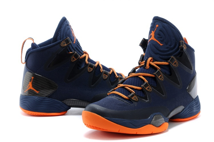 best sneakers 5658b da528 ... get air jordan 28 se dark blue orange shoes b3e33 9685c
