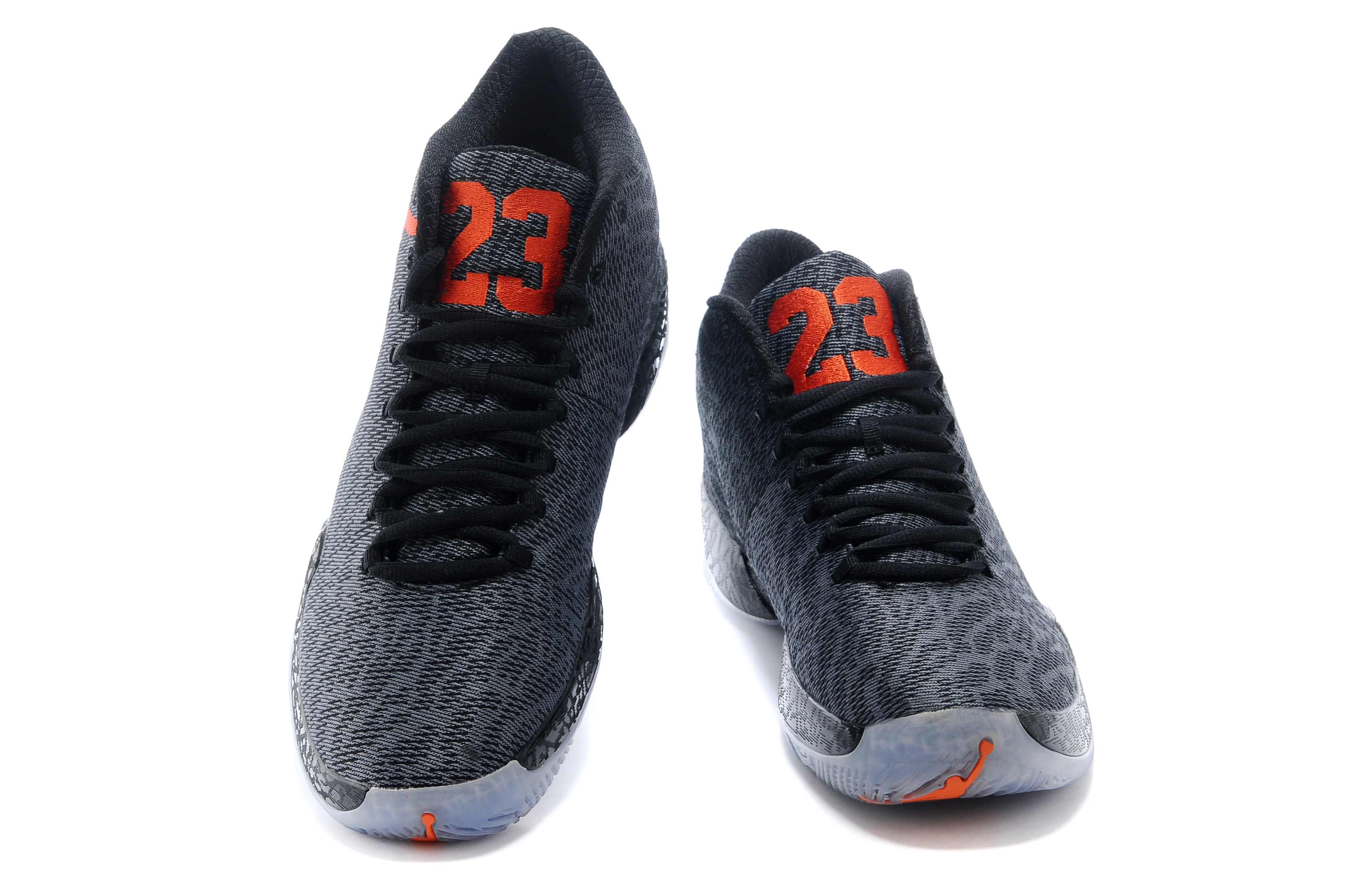 Air Jordan 29 Black Red Jordan Basketball Shoes