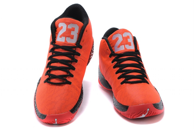 Air Jordan 29 Red Black Basketball Shoes