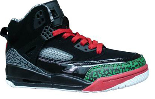 Air Jordan Shoes 3.5 Black Red