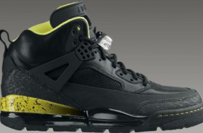 Air Jordan Shoes 3.5 Black