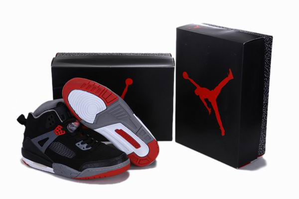 2012 Air Jordan 3.5 Reissue Black Grey White Red Shoes