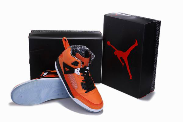 2012 Air Jordan 3.5 Reissue Orange White Black Shoes