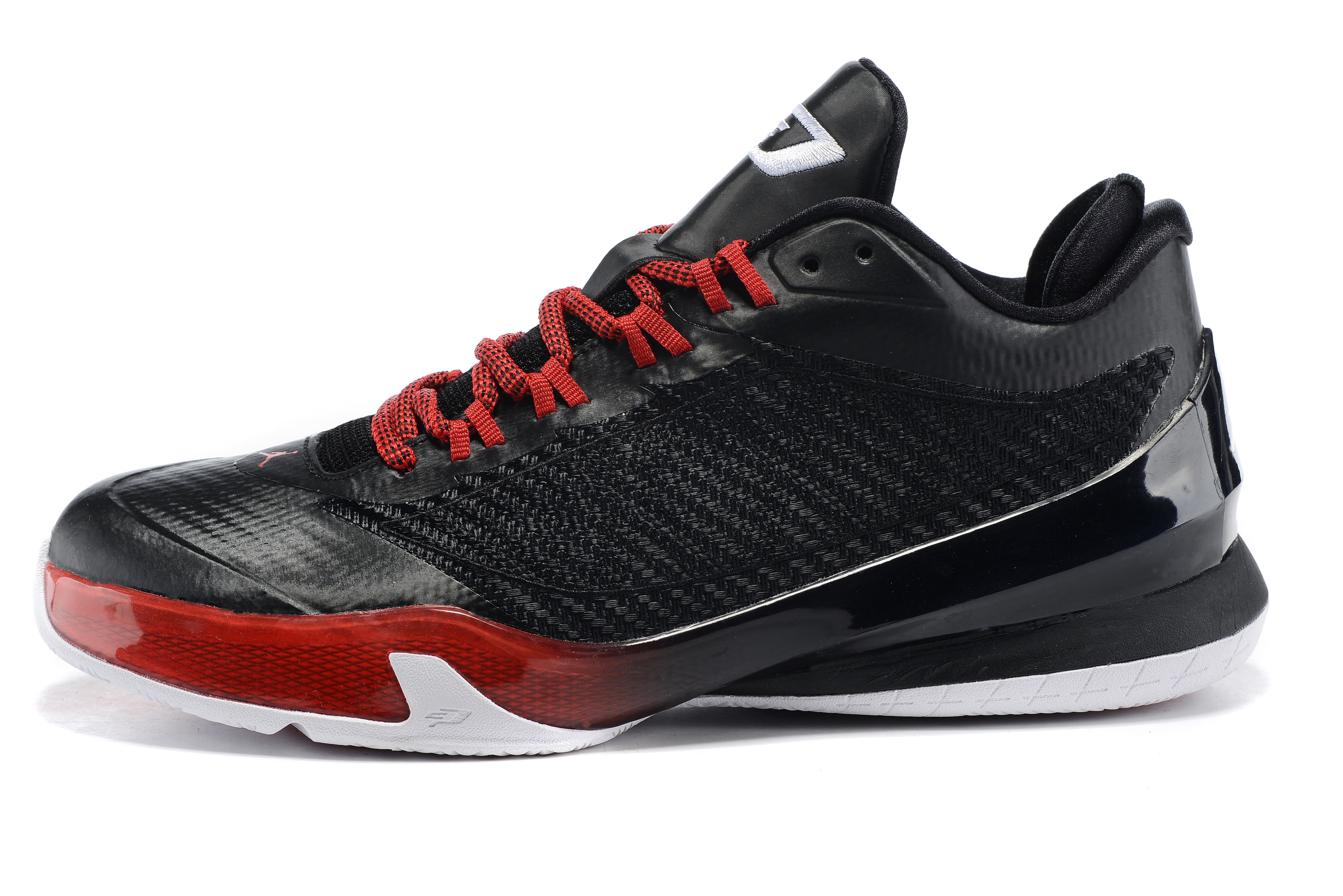 Air Jordan CP3 8 Black Red Shoes