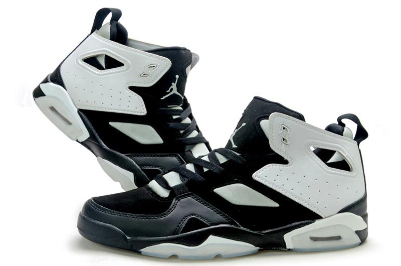 outlet store 9e49e 973be 2013 Air Jordan Fltclb 911 White Black Shoes