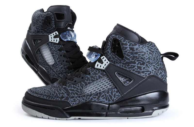 Air Jordan Spizike Black Shoes df70e5d8a