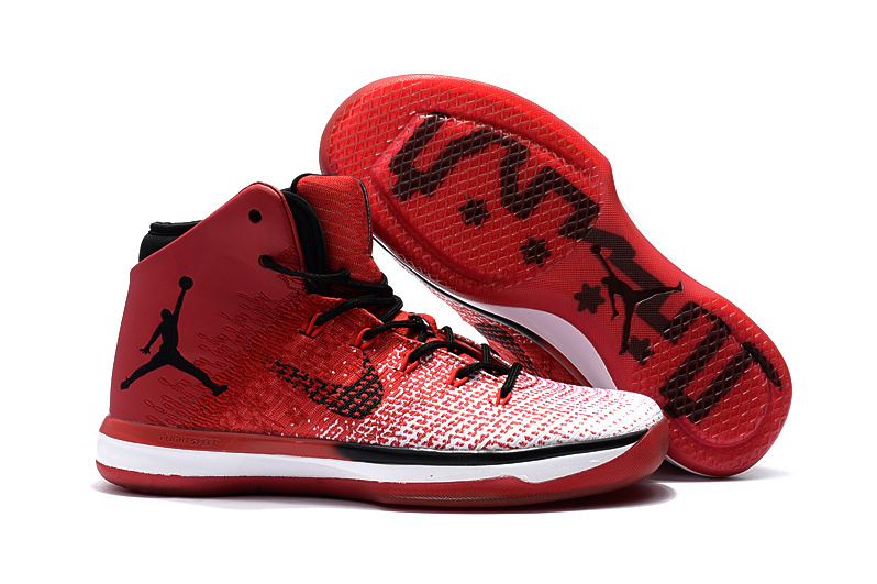 Air Jordan XXXI Chicago Bulls Colorway Shoes