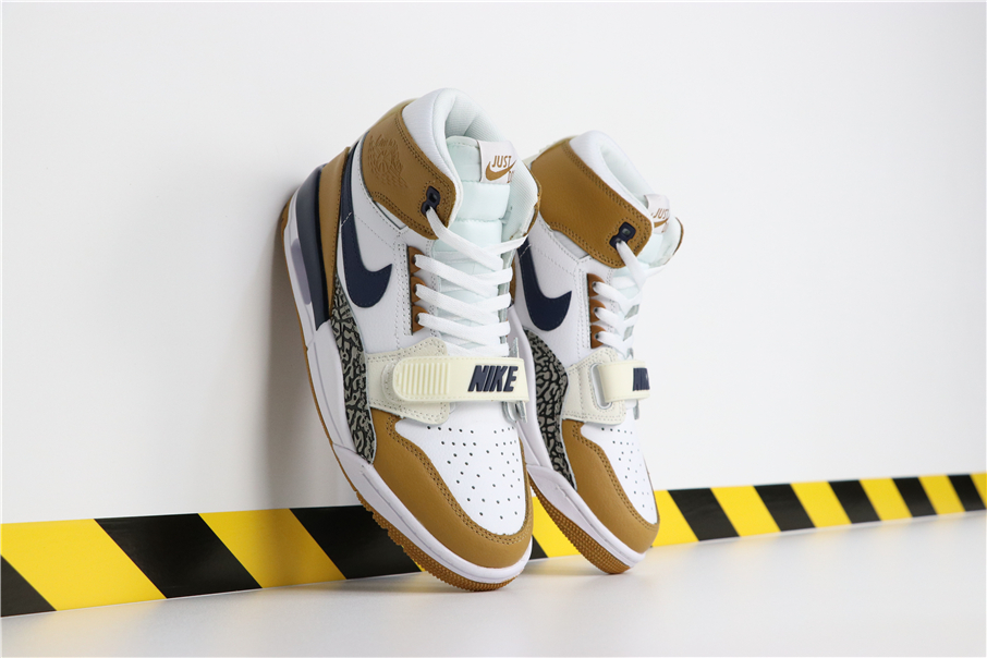 Don C x Jordan Legacy 312 AIR TRAINER 3 Shoes