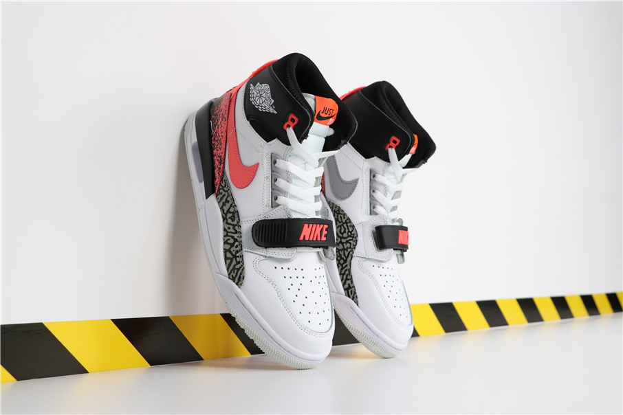 Don C x Jordan Legacy 312 Air Tech Challenge Shoes
