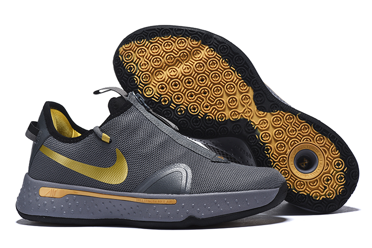 Jordan CP3 IV Grey Gold Shoes