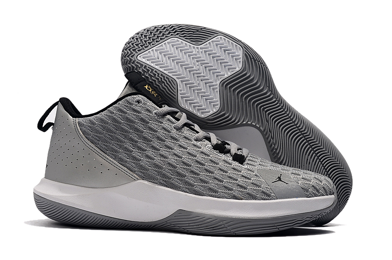Jordan CP3 XII Wolf Grey Shoes