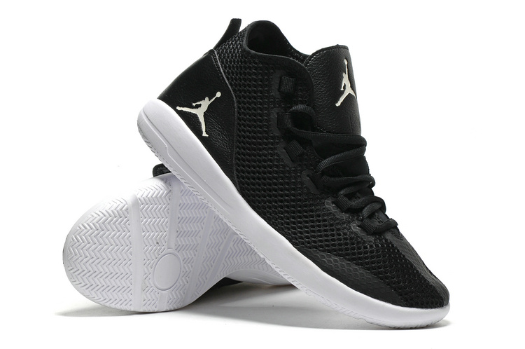 Jordan Reveal Black White Shoes