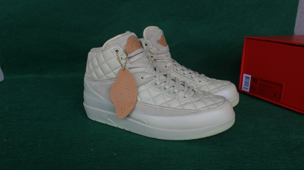 "Men Don C x Air Jordan 2 ""Beach Shoes"