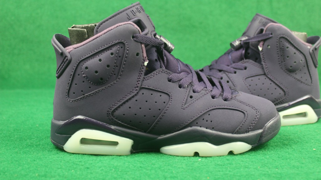 Men Jordan 6 GG Purple Dynasty