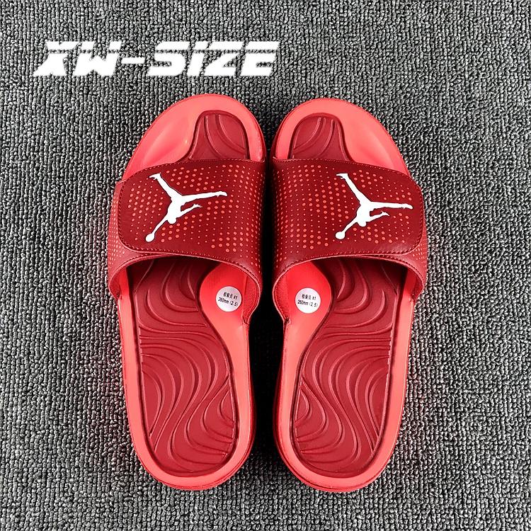 online store 03e86 0fe04 Men Jordan Hydro 5 Slide Sandals All Red [16OG73011 ...