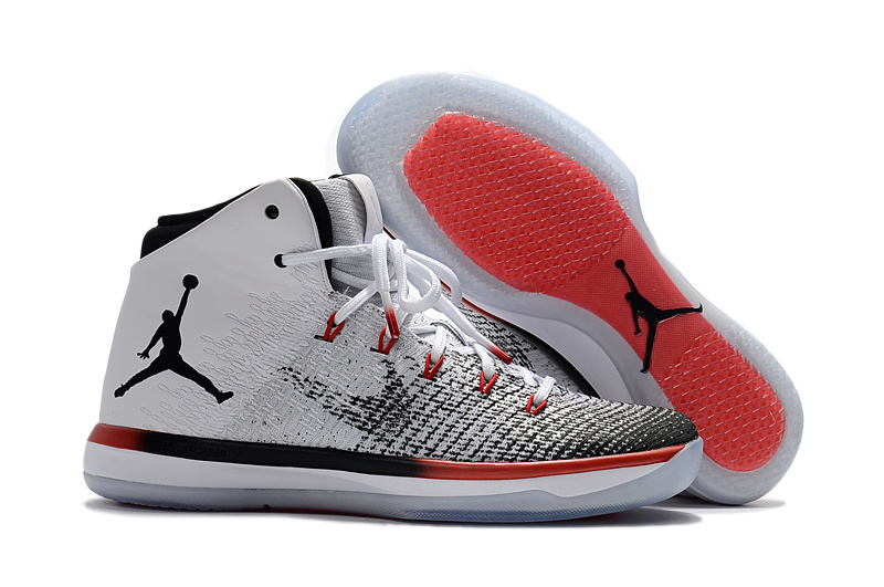 New Air Jordan 31 Black Toes Shoes