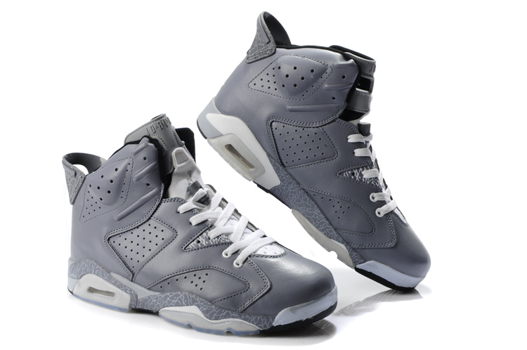 Latest Air Jordan 6 Grey