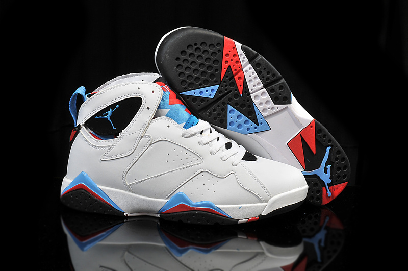 red white and blue 7s