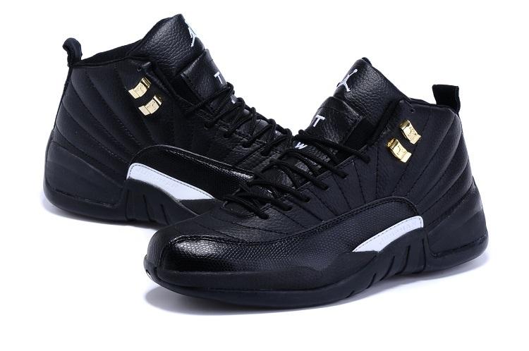 the new all black jordans