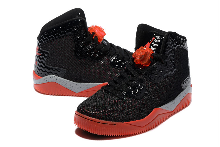 New Jordan Spizike 2 Black Red Shoes