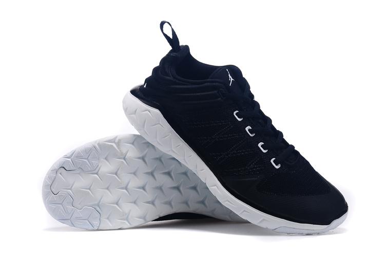 New Women Jordan Running Shoes Black White  RAJ005  -  68.00 ... 4fc9e73e5