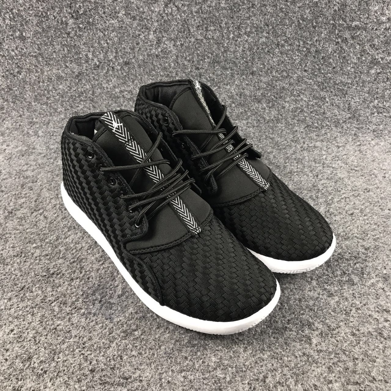 Original Air Jordan Eclipse Black Shoes