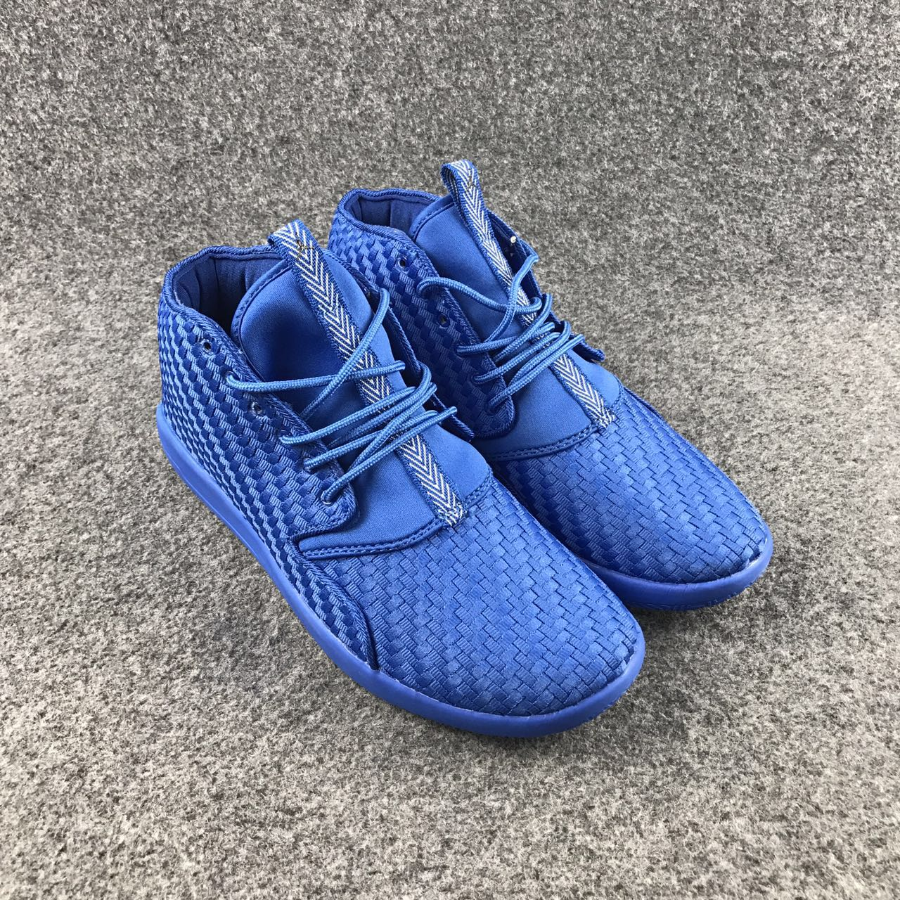 Original Air Jordan Eclipse Blue Shoes
