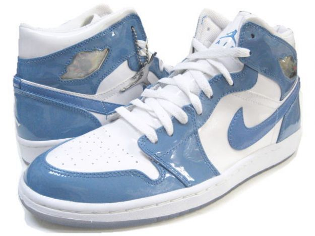 Original Jordan 1 Retro Carolina White
